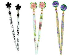 Geisha Hair Accessories