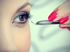 How To Apply Ardell Individual Lashes With Glue